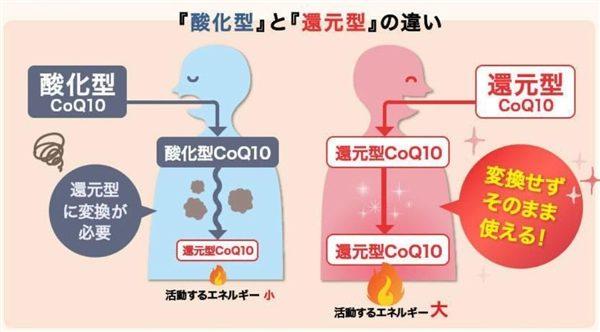 還元型CoQ10