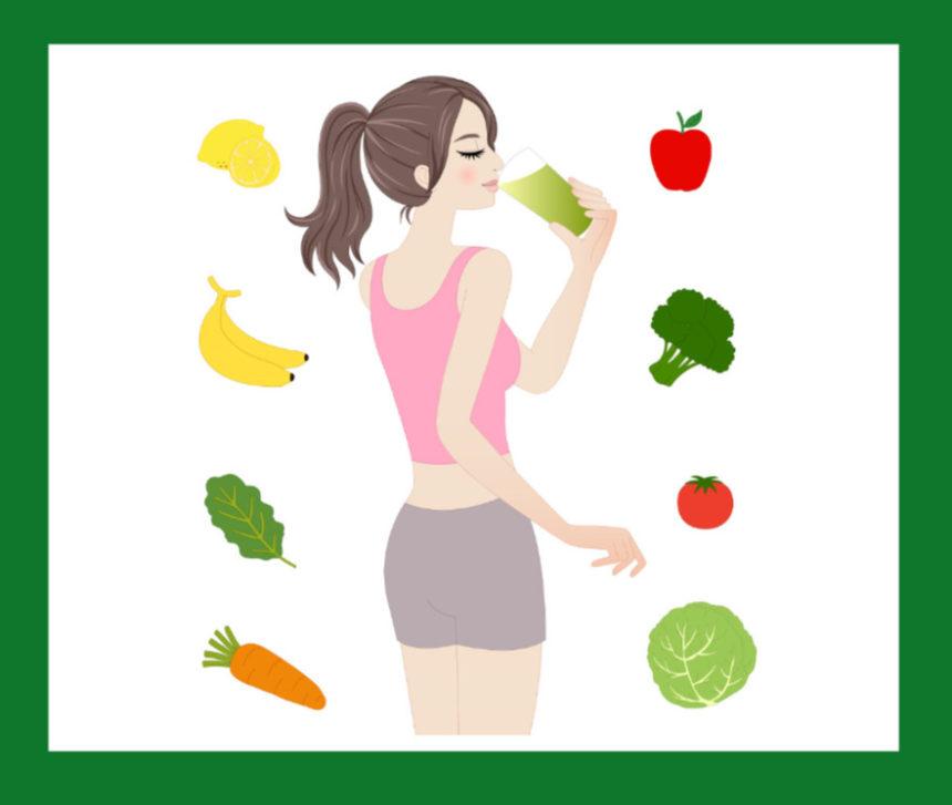 妊活における青汁の効果はすごく重要!